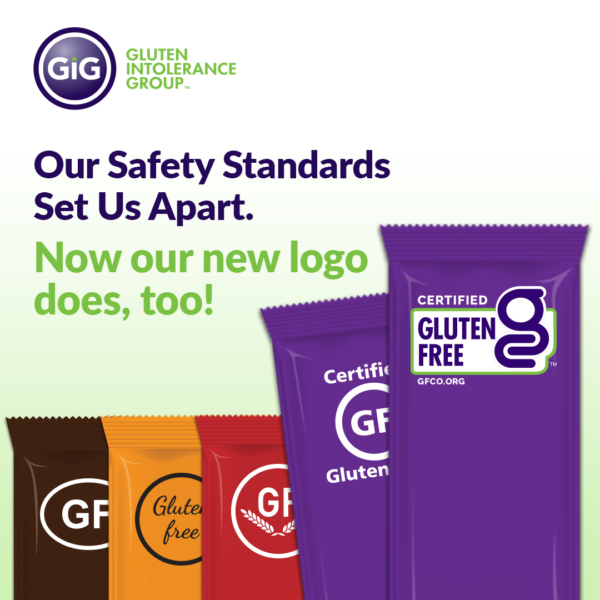 the New GFCO Certification Mark Sets Us Apart, and now our Logo does, too.