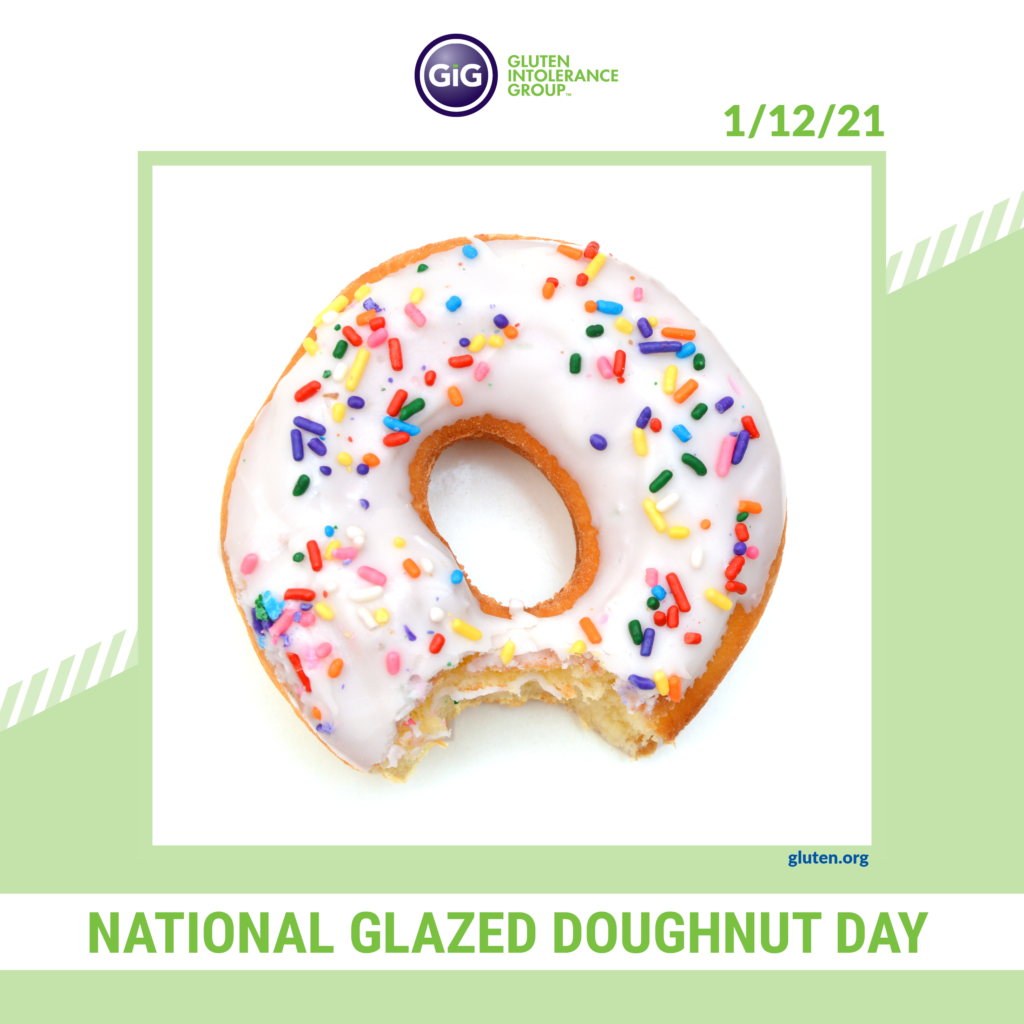 National Food Holiday Doughnut Day