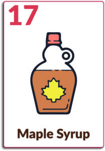 Day 17, Maple Syrup