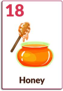 Day 18, Honey
