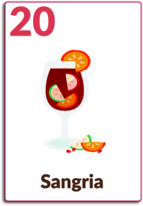 Day 20, Sangria