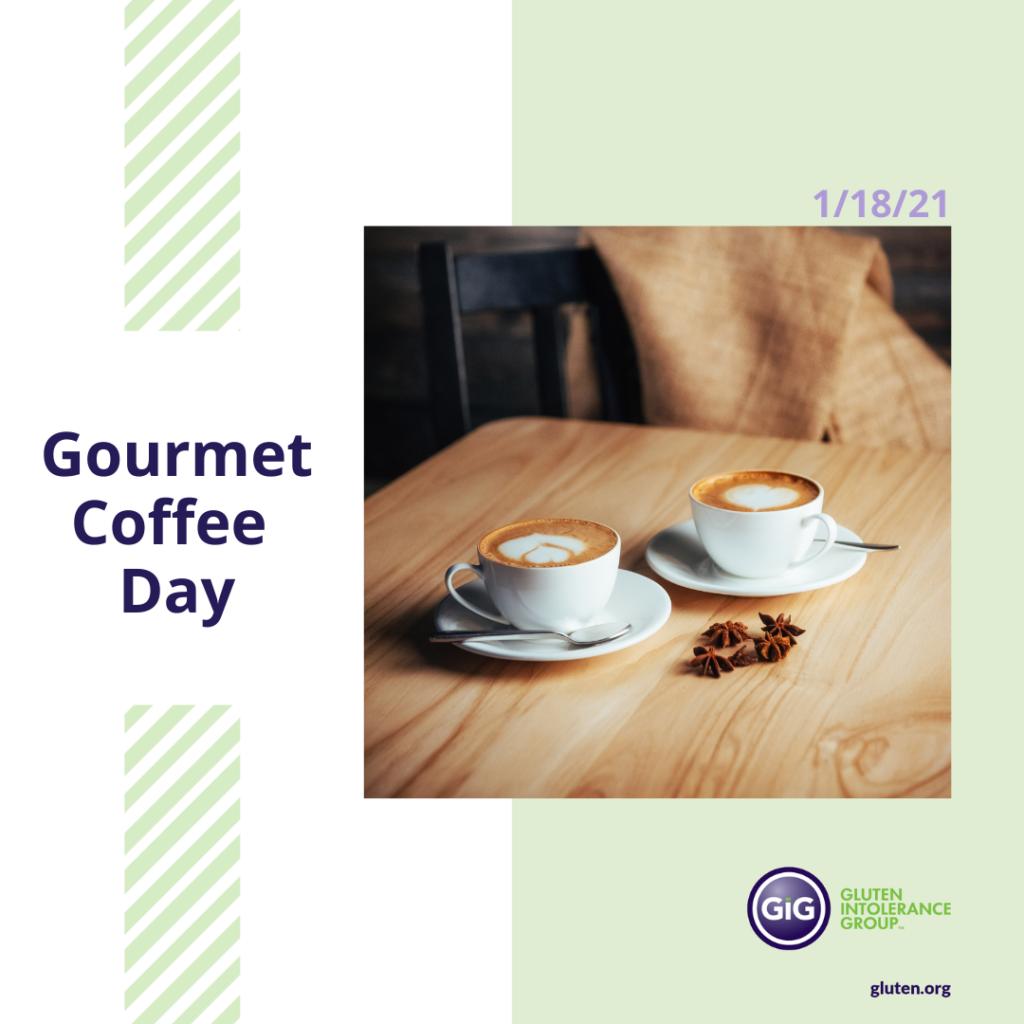 National Food Holiday coffee day
